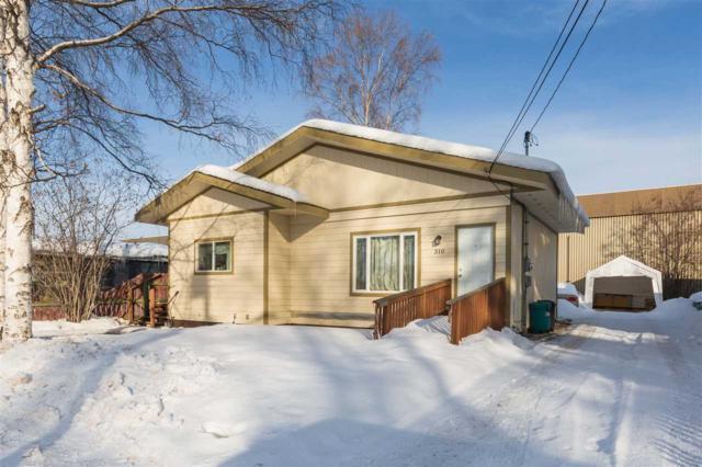 310 18TH AVENUE, Fairbanks, AK 99701 (MLS #140035) :: RE/MAX Associates of Fairbanks