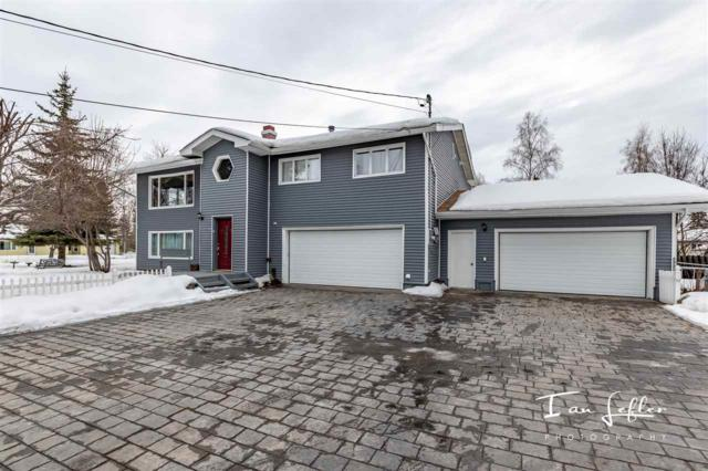 3043 Riverview Drive, Fairbanks, AK 99709 (MLS #140100) :: Madden Real Estate