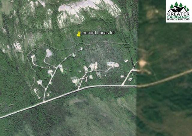 NHN Elliott Highway, Livengood, AK 99790 (MLS #140192) :: Madden Real Estate