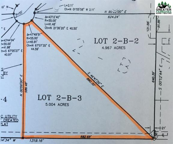 NHN Norheim Road, Fairbanks, AK 99709 (MLS #140289) :: Madden Real Estate
