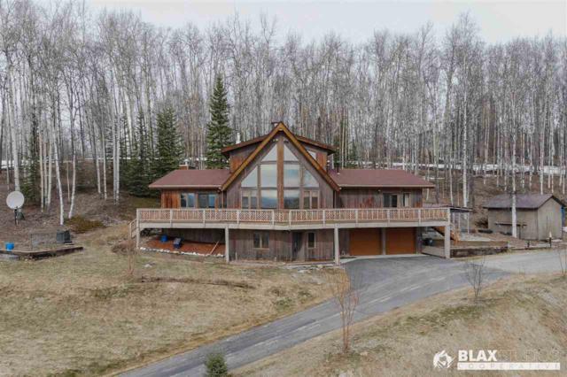 174 Eagle Ridge Road, Fairbanks, AK 99709 (MLS #140301) :: Madden Real Estate