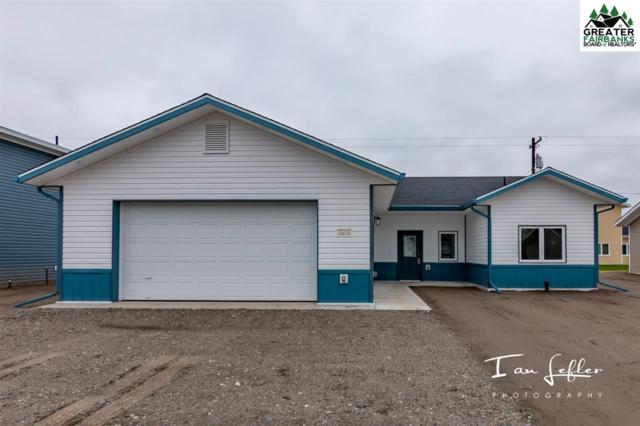NHN War Eagle Court, North Pole, AK 99705 (MLS #140312) :: Powered By Lymburner Realty