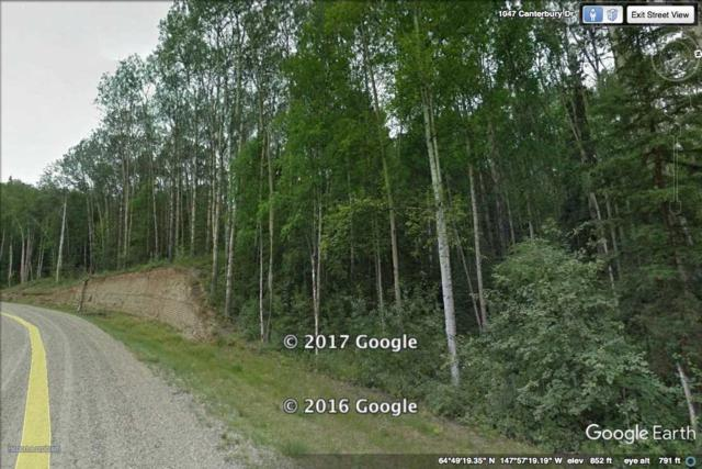 L36B3 NHN Canterbury Drive, Fairbanks, AK 99709 (MLS #140377) :: Madden Real Estate