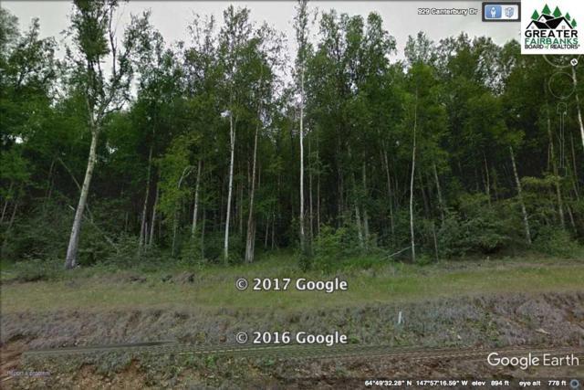 L28B3 NHN Canterbury Drive, Fairbanks, AK 99709 (MLS #140382) :: Madden Real Estate