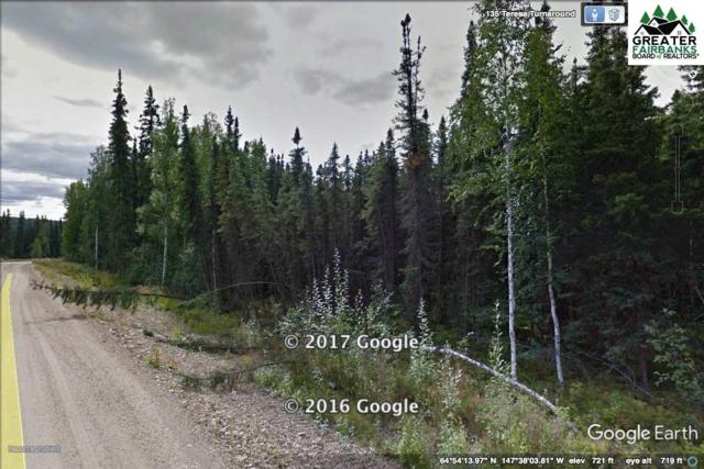 L7B1 NHN Teresa Turnaround/Mcgrath, Fairbanks, AK 99701 (MLS #140385) :: Madden Real Estate