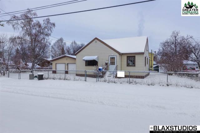 1022 4TH AVENUE, Fairbanks, AK 99701 (MLS #140441) :: Madden Real Estate