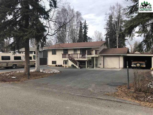 4024 Teal Avenue, Fairbanks, AK 99709 (MLS #140480) :: Powered By Lymburner Realty