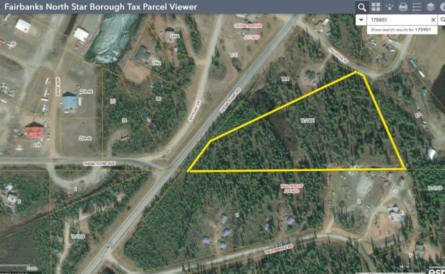 NHN Chena Pump Road, Fairbanks, AK 99709 (MLS #140500) :: Madden Real Estate