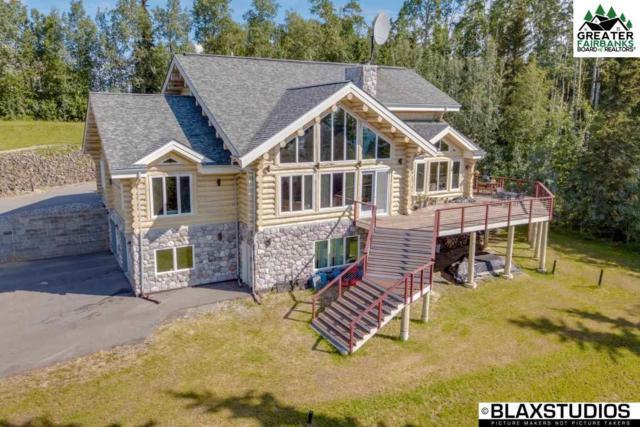 995 Ellesmere Drive, Fairbanks, AK 99709 (MLS #140582) :: Powered By Lymburner Realty