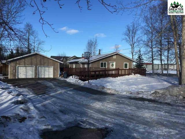 363 Park Way, North Pole, AK 99705 (MLS #140653) :: RE/MAX Associates of Fairbanks