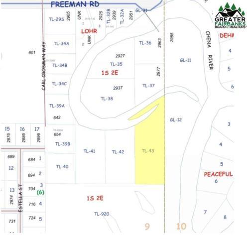 NHN Carl Crosman Way, North Pole, AK 99705 (MLS #140704) :: Madden Real Estate