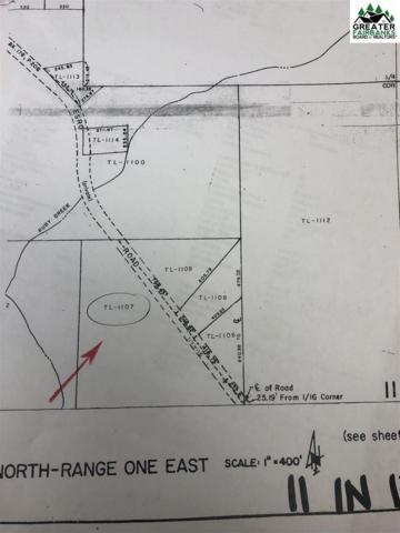 TL1107 Esro Road, Fairbanks, AK 99712 (MLS #140718) :: Madden Real Estate