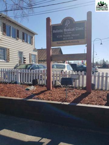 1231 Noble Street, Fairbanks, AK 99701 (MLS #140776) :: Powered By Lymburner Realty