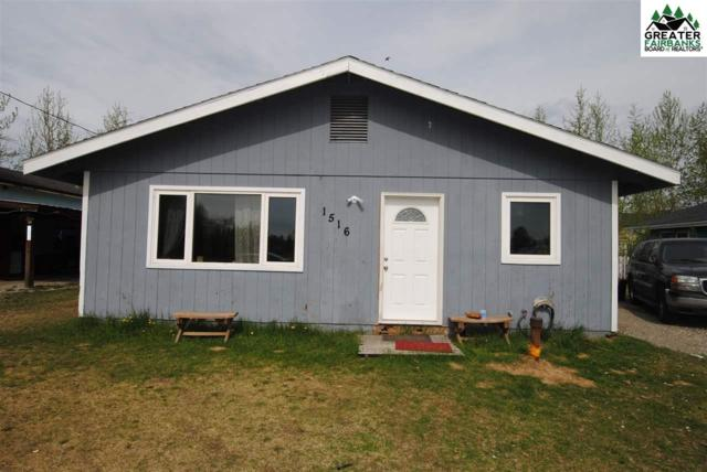 1516 22ND AVENUE, Fairbanks, AK 99701 (MLS #140780) :: Madden Real Estate