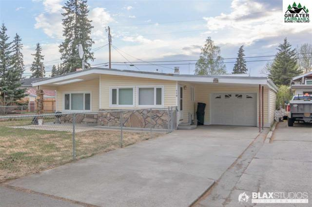 118 Maryleigh Avenue, Fairbanks, AK 99701 (MLS #140805) :: Powered By Lymburner Realty