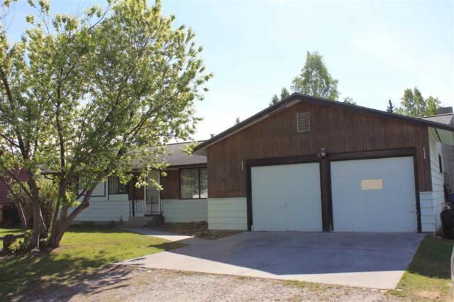 2675 Talkeetna, Fairbanks, AK 99709 (MLS #140819) :: Powered By Lymburner Realty