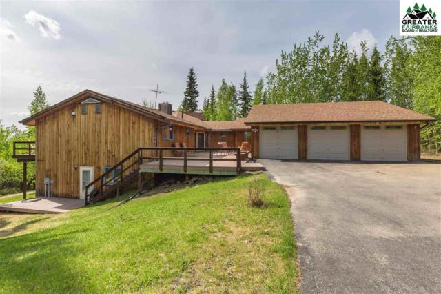 1443 Holy Cross Drive, Fairbanks, AK 99709 (MLS #140845) :: Powered By Lymburner Realty