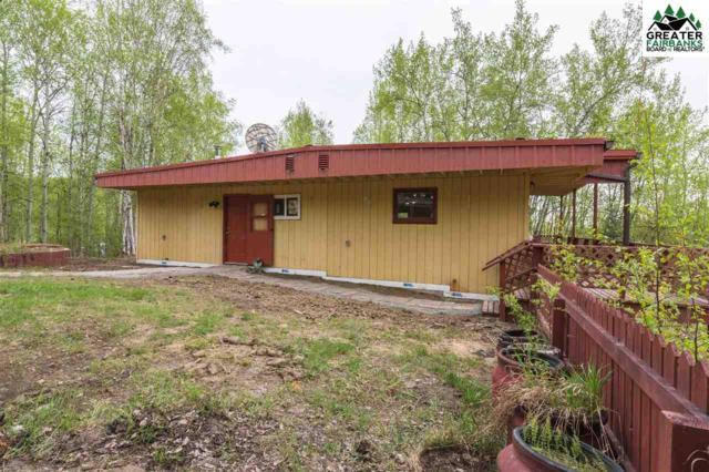 1027 N Old Steese Highway, Fairbanks, AK 99701 (MLS #140926) :: Powered By Lymburner Realty