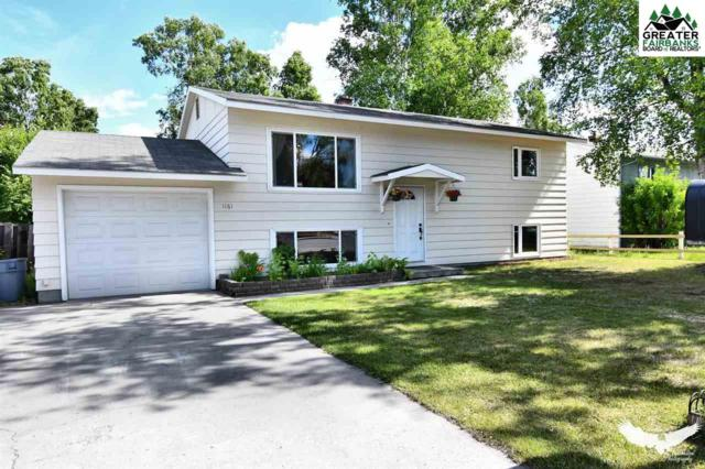 1161 Sunset Drive, Fairbanks, AK 99701 (MLS #141109) :: Madden Real Estate
