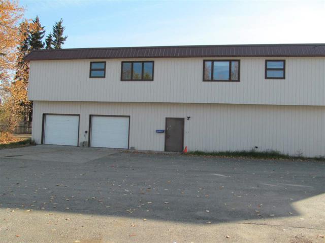 550 Second Street, Fairbanks, AK 99701 (MLS #141153) :: Powered By Lymburner Realty