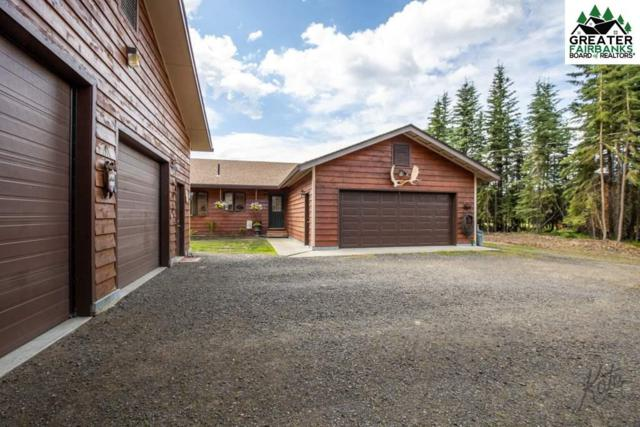 1181 England Circle, North Pole, AK 99705 (MLS #141160) :: Powered By Lymburner Realty