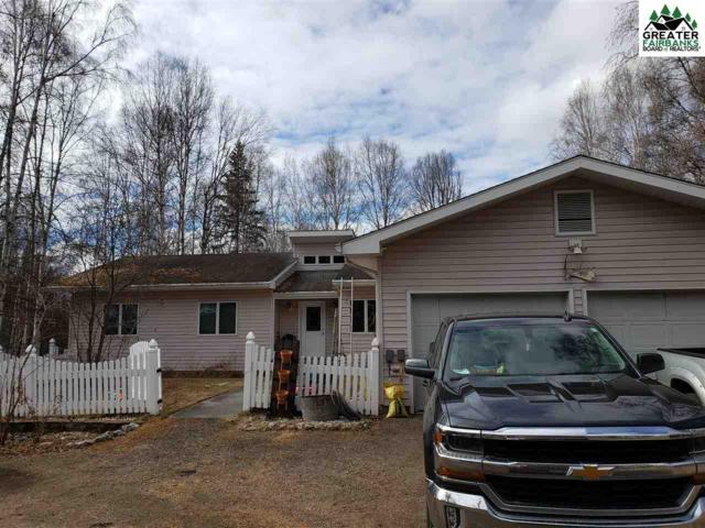 449 Hillside Drive, Fairbanks, AK 99712 (MLS #141197) :: Powered By Lymburner Realty