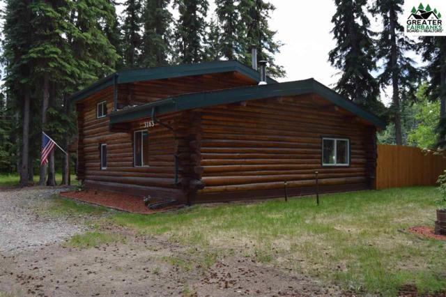 3165 Wyatt Road, North Pole, AK 99705 (MLS #141316) :: Powered By Lymburner Realty