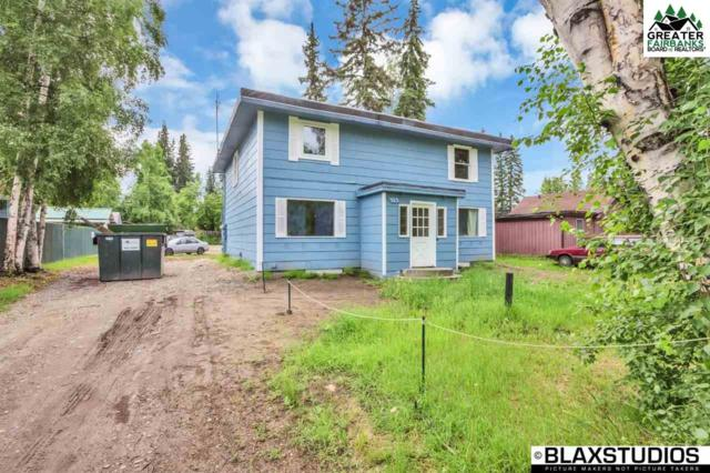 515 Farewell Avenue, Fairbanks, AK 99701 (MLS #141327) :: Powered By Lymburner Realty