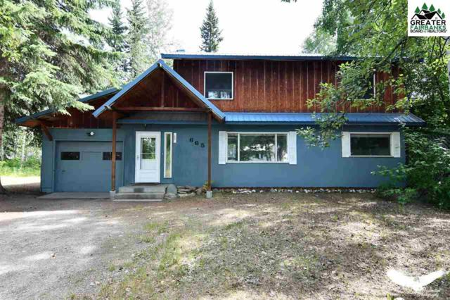 665 Wilcox, Fairbanks, AK 99709 (MLS #141376) :: Madden Real Estate