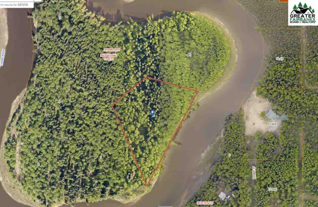 Lot 6 Chena River, North Pole, AK 99705 (MLS #141392) :: Madden Real Estate
