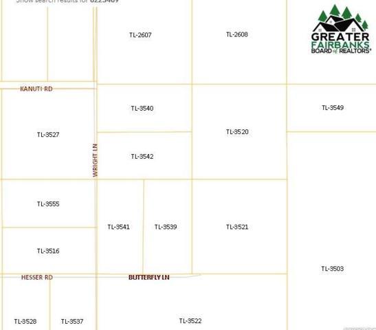 400 Wright Lane, Fairbanks, AK 99712 (MLS #141488) :: Madden Real Estate