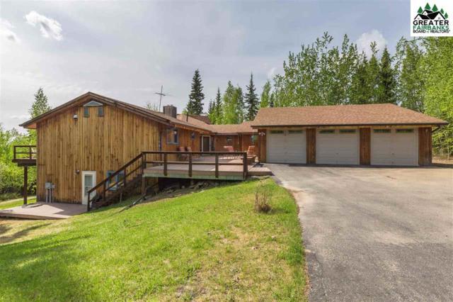 1443 Holy Cross Drive, Fairbanks, AK 99709 (MLS #141526) :: Powered By Lymburner Realty