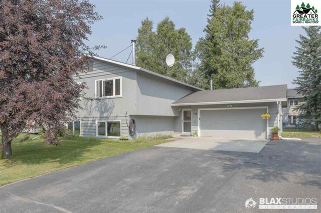 468 Droz Drive, Fairbanks, AK 99701 (MLS #141527) :: Powered By Lymburner Realty
