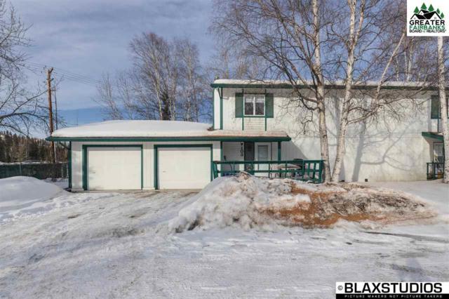 103 Oak Drive, Fairbanks, AK 99709 (MLS #141564) :: Powered By Lymburner Realty