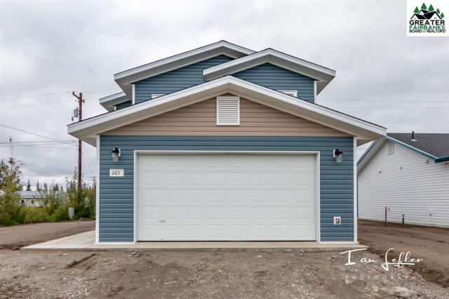 2645 War Eagle Court, North Pole, AK 99705 (MLS #141628) :: Madden Real Estate