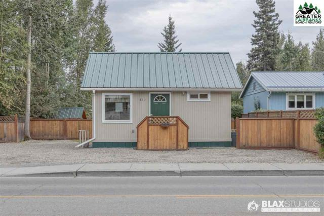 813 23RD AVENUE, Fairbanks, AK 99701 (MLS #141718) :: Madden Real Estate
