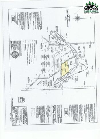LOT 4 Crestline Drive, Fairbanks, AK 99709 (MLS #141745) :: Madden Real Estate
