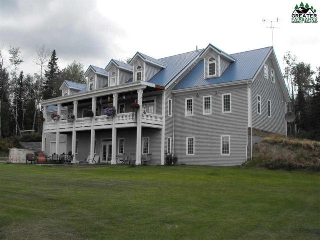 1160 Pickering Drive, Fairbanks, AK 99709 (MLS #141763) :: Madden Real Estate