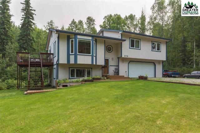 379 Hillside Drive, Fairbanks, AK 99712 (MLS #141861) :: Powered By Lymburner Realty