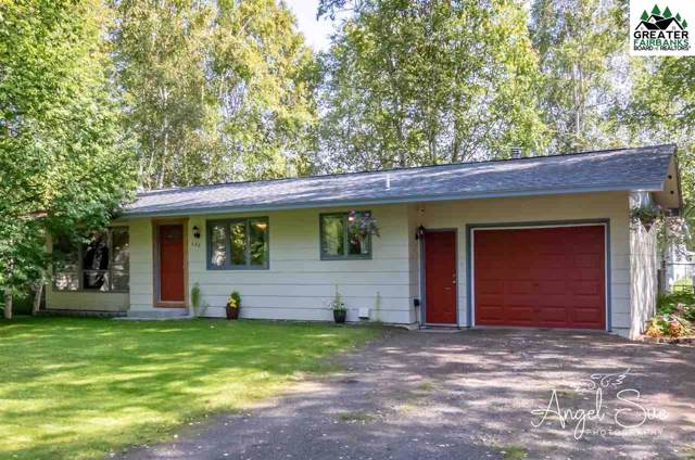 606 Blanket Boulevard, North Pole, AK 99705 (MLS #141875) :: Powered By Lymburner Realty