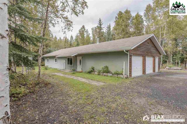 2334 Long Shadow Drive, North Pole, AK 99705 (MLS #141876) :: Powered By Lymburner Realty