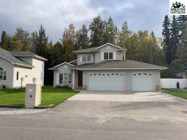 105 Chief Charlie Drive, Fairbanks, AK 99709 (MLS #142046) :: Madden Real Estate
