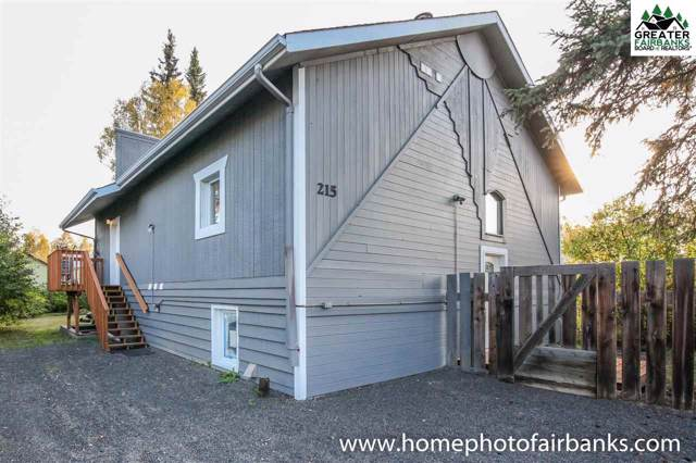 215 Ina Street, Fairbanks, AK 99701 (MLS #142066) :: Powered By Lymburner Realty