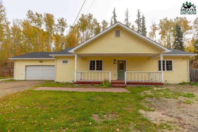 740 Lakloey Drive, North Pole, AK 99705 (MLS #142112) :: Madden Real Estate