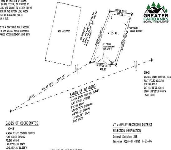 NHN Hartman, Alaska Range, AK 99999 (MLS #142129) :: Madden Real Estate
