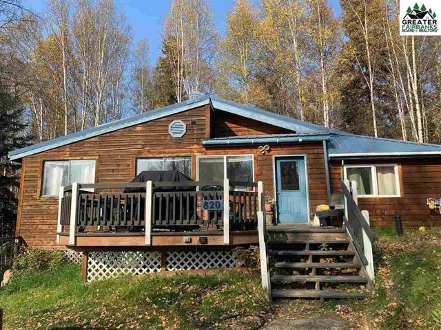 820 Spudwood Road, Fairbanks, AK 99712 (MLS #142136) :: Madden Real Estate