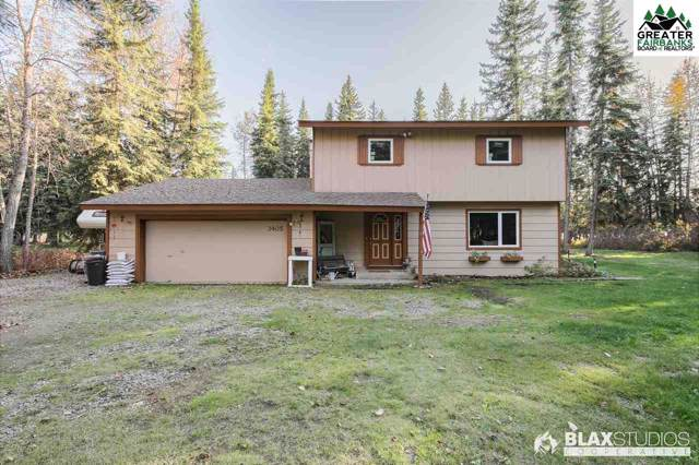 3405 Spruce Branch Drive, North Pole, AK 99705 (MLS #142152) :: Powered By Lymburner Realty