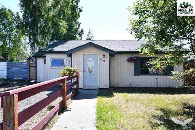 109 Ina Street, Fairbanks, AK 99701 (MLS #142189) :: Powered By Lymburner Realty