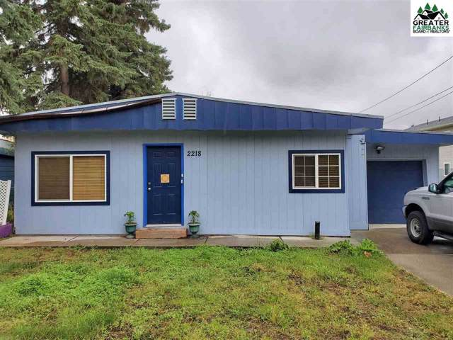 2218 Turner Street, Fairbanks, AK 99701 (MLS #142195) :: Madden Real Estate