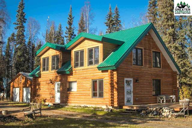 3866 Branch Avenue, North Pole, AK 99705 (MLS #142205) :: Powered By Lymburner Realty